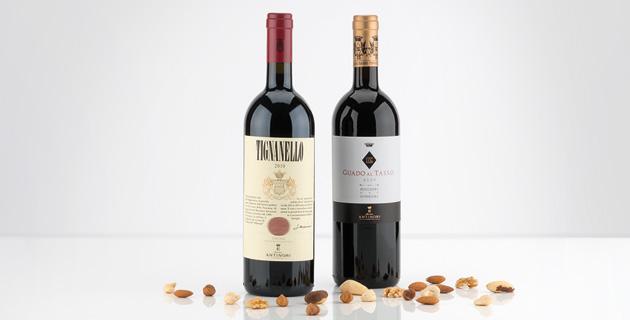 Toskanischer Auftritt – die Antinori-Weingüter