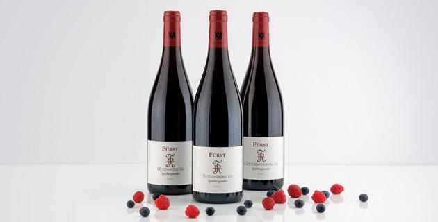 Das Weingut Fürst – ein Fränkisches Rotweinmärchen