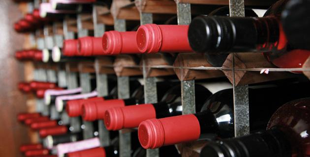 Wo kann Wein am besten gelagert werden?