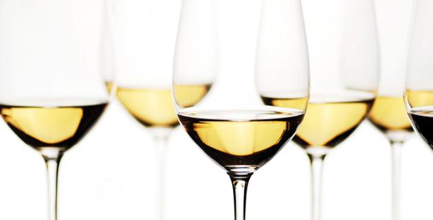 Welche Weingläser verwende ich für Weiss- und Roséweine?