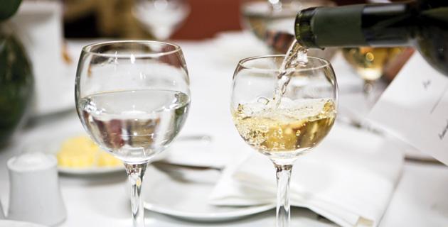 Wasser zum Wein – kein Buch mit sieben Siegeln