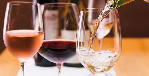 Weinfarben – was die Farben des Weins aussagen