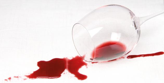 Vorurteile und Mythen – Teil 1: Weinflecken