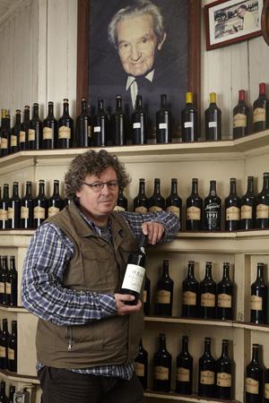 Dirk Niepoort präsentiert seine vielfach prämierten Weine