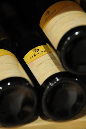 Impressionen aus dem Weinkeller
