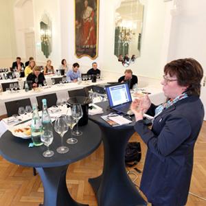 Masterclass Workshop im Rahmen der Ortsweinpreview 2015