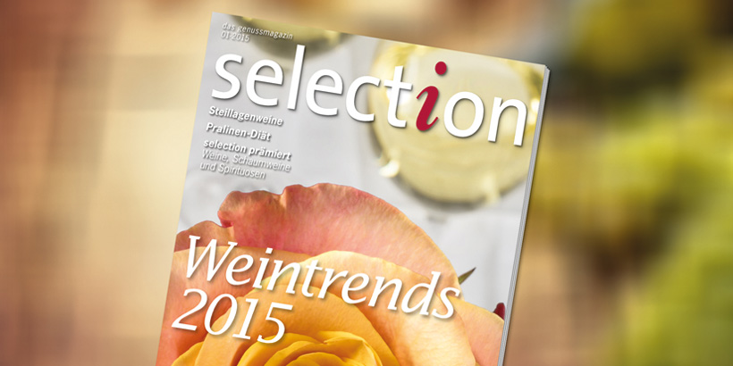 Wein Selection
