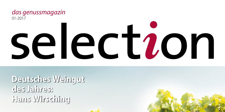 Aktuelle Ausgabe selection