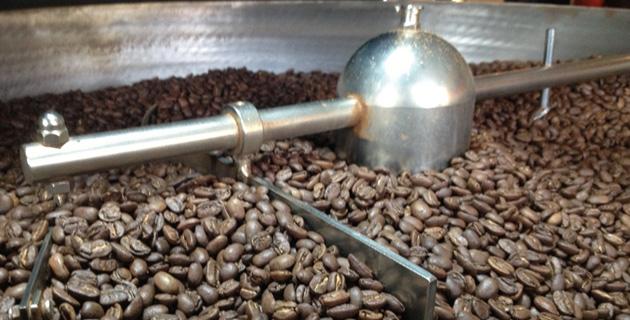 Geröstete Bohnen – Kaffee zum fairlieben