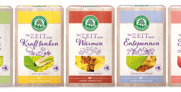Kreative Namen – Inspirierende Teesorten
