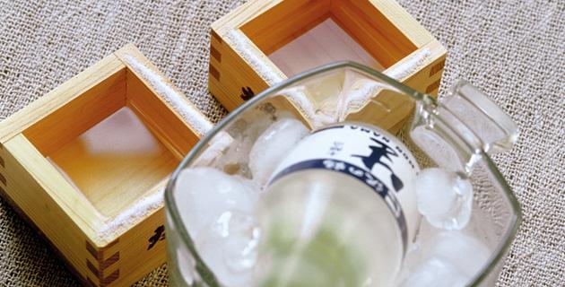 Sake – der Trunk der Götter – geboren aus Reis