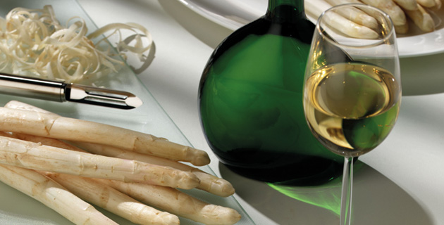 Welcher Wein passt zu welchem Spargelgericht?