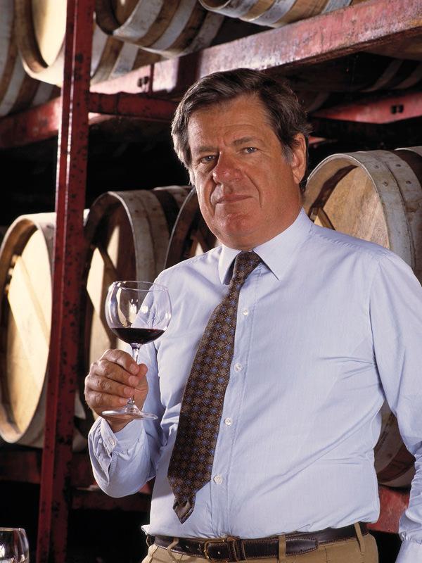 Marchese Nicolò Incisa della Rocchetta leitet heute das Weingut