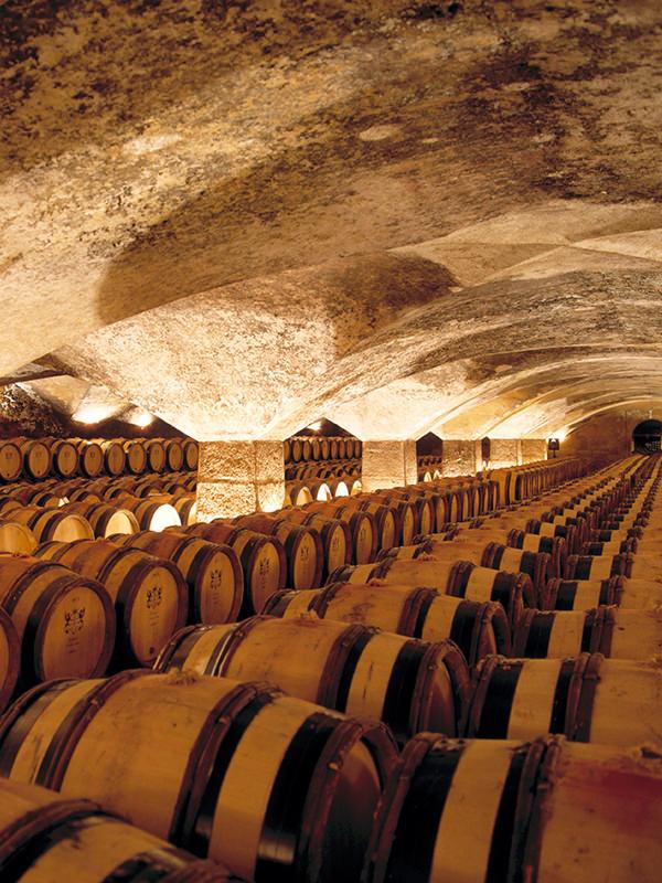 Chardonnay wird in Meursault auch gerne im Barrique ausgebaut