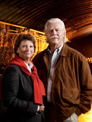 Die aktuellen Besitzer: Barbara Rundquist-Müller (geb. Müller) und Ihr Ehemann Erik Rundquist