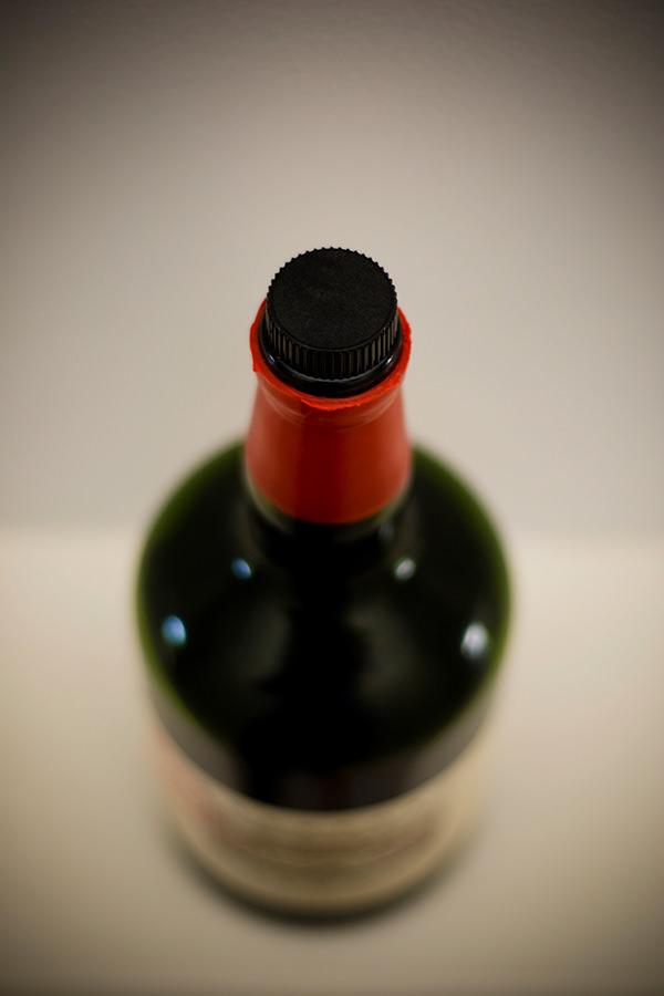 Zapfen (Korkschmecker) kann es auch bei Portwein geben