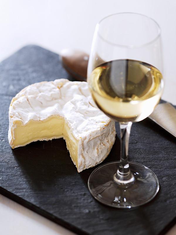 Camembert ist die beliebteste Weichkäsesorte mit Weissschimmel