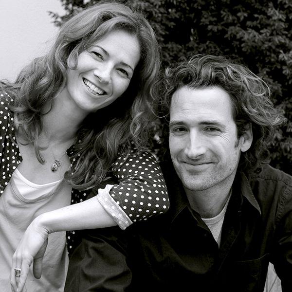 Eduard Tscheppe und Stephanie Tscheppe-Eselböck vom österreichischen Gut Oggau