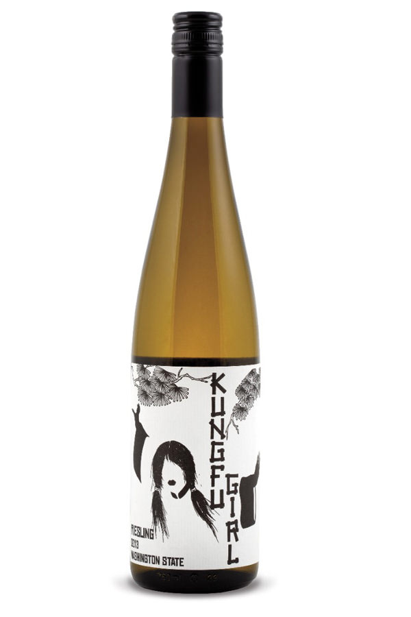 Der Charles Smith Kung Fu Girl Riesling