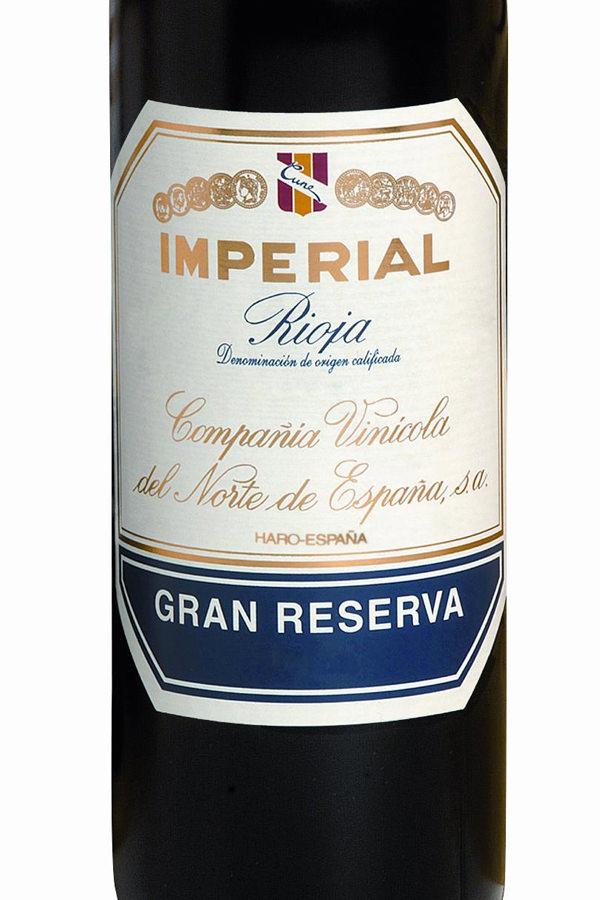 Der CVNE Gran Reserva Imperial
