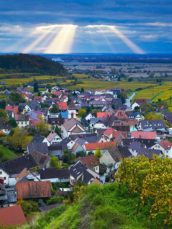 Das Elsass - malerische Landschaften und verschlafene Örtchen zwischen Rhein und Vogesen