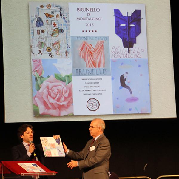 Präsentation des Brunello di Montalcino 2015