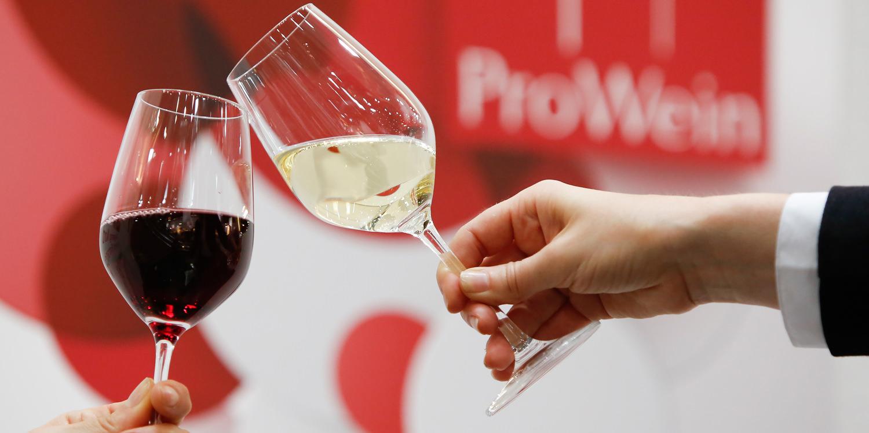 Die Weinbranche trifft sich auf der ProWein