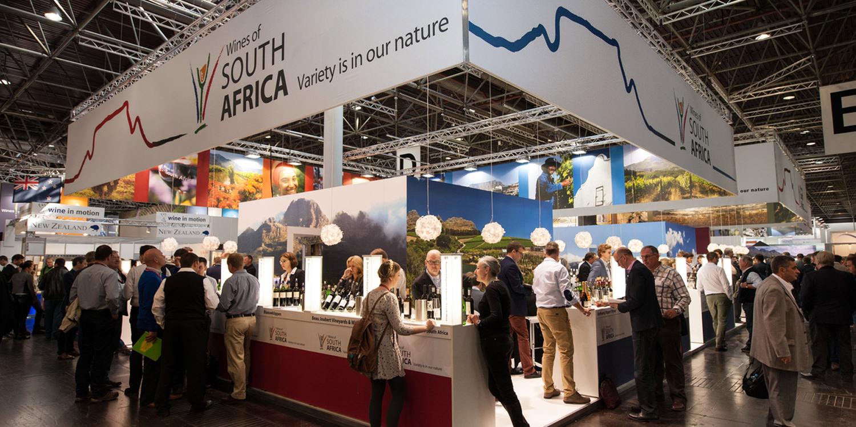 Südafrika auf der Prowein 2016
