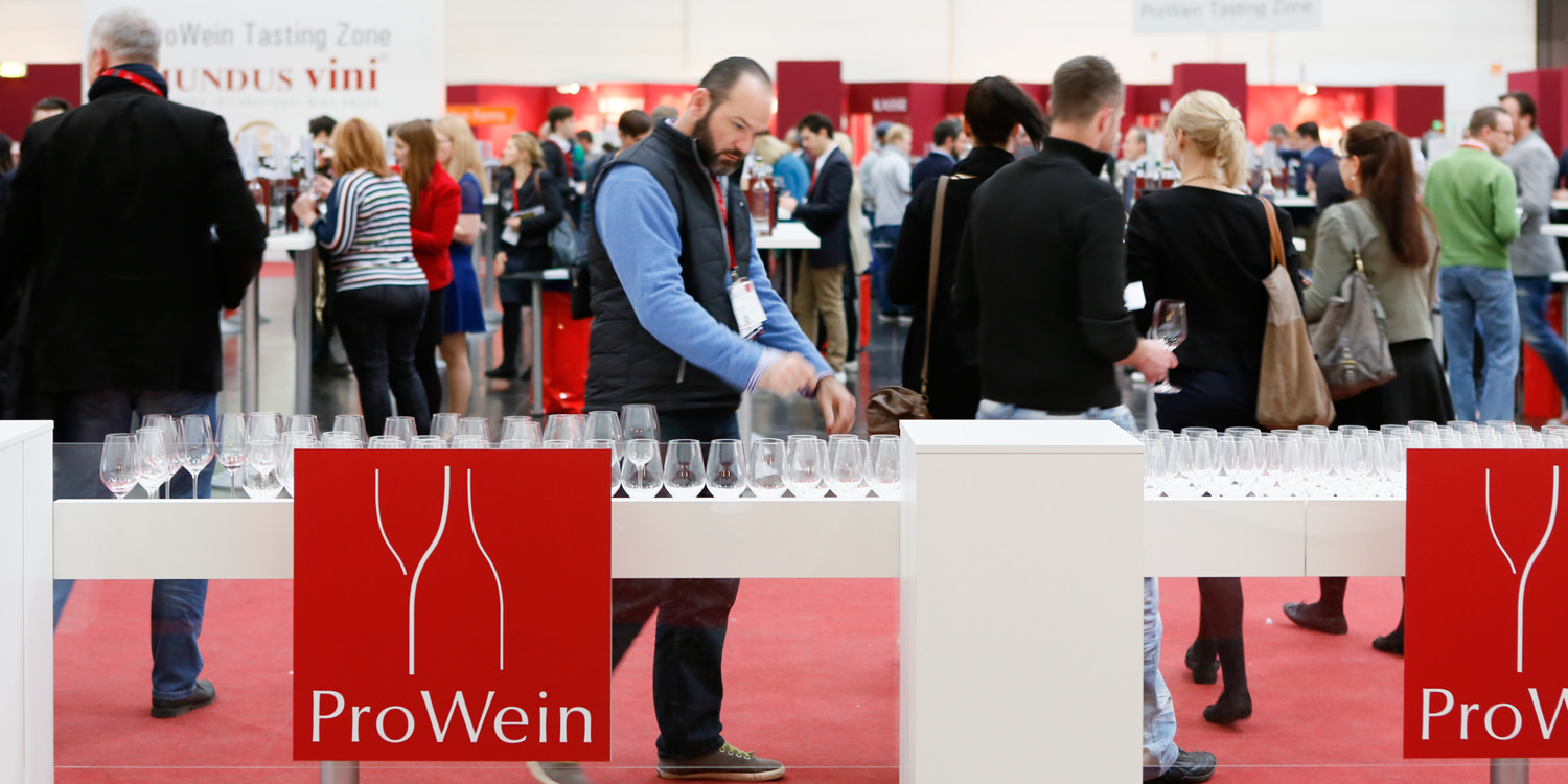 China & Champagner – Die ProWein 2016