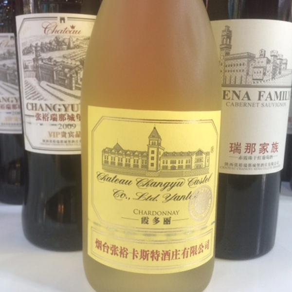 China - ernstzunehmender Weinproduzent