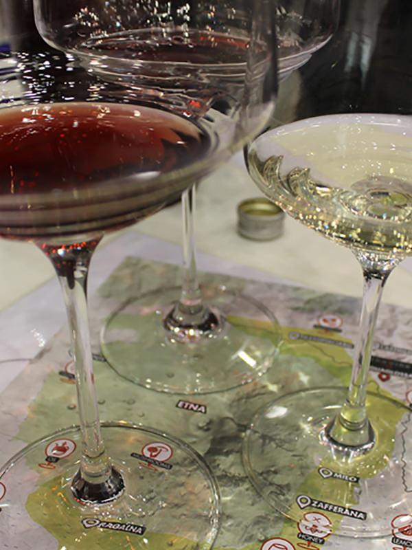 Weine von der Vulkanregion um den Ätna - Hoch im Kurs bei Weinliebhabern