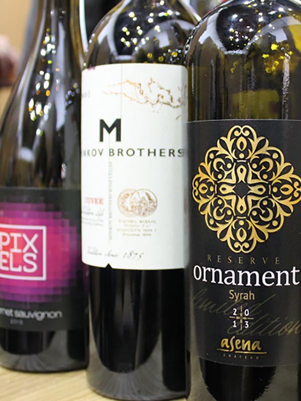 Bulgarische Weine - Fortschrittlich und Modern