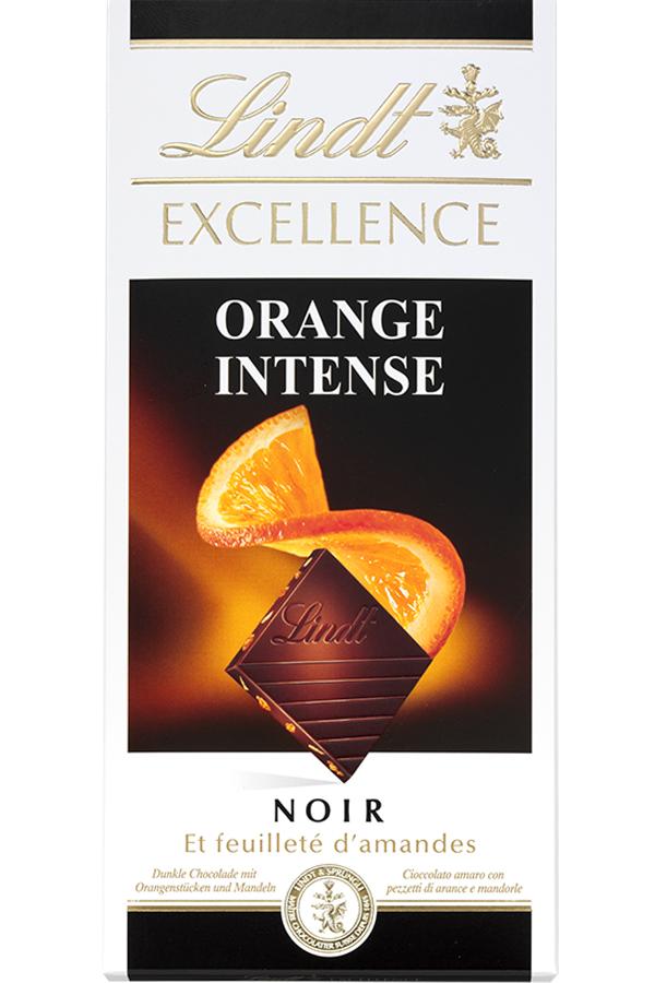 Weckt Sommergefühle: Schokolade mit Orangenaromen
