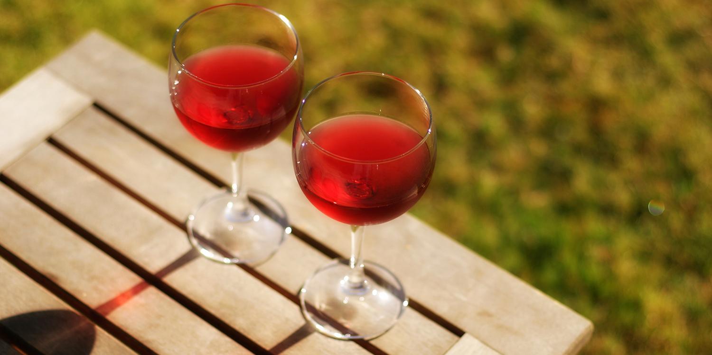 Weinauswahl im Sommer – das müssen Sie wissen