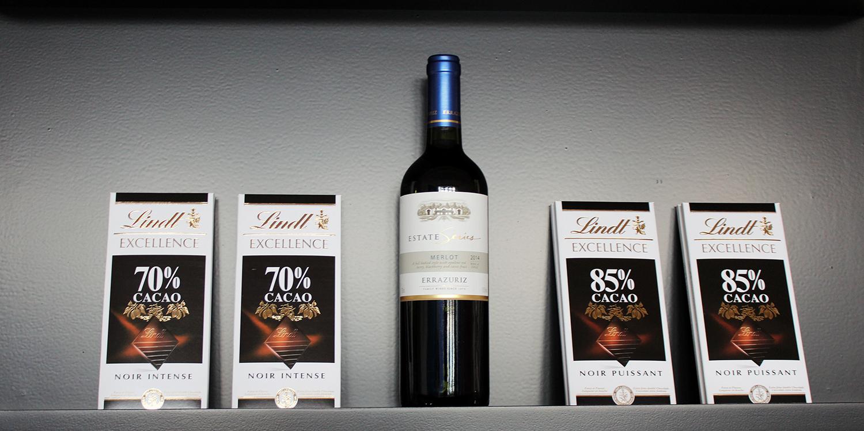 Schokolade & Wein – Die Probe aufs Exempel