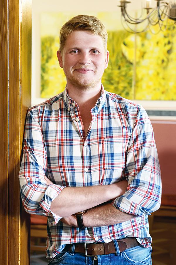 "Sebastian Hanka ist ""Bester Riesling-Sortiment-Jungwinzer Deutschland 2016"