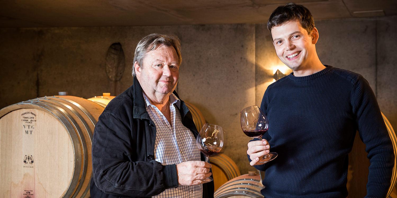 Weingut Donatsch – Die Suche geht immer weiter