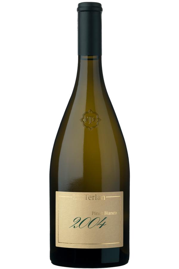 Der Pinot Bianco aus dem Jahrgang 2004