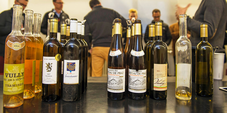 Ein Blick in die Schatzkammer des Schweizer Weines