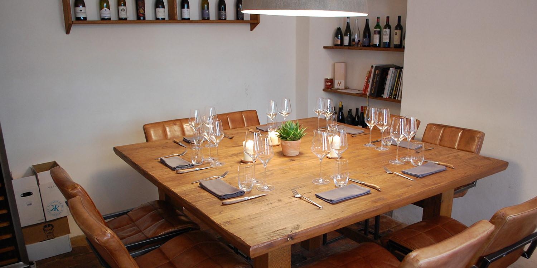 Gerolsteiner WeinPlaces – Heute: Alte Kanzlei
