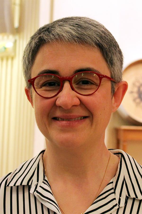 Agnès Corbon hat Lust auf Experimente