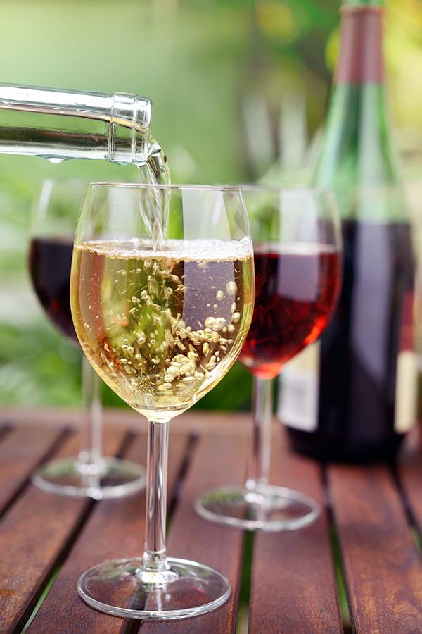 Degustationen helfen bei der richtigen Weinauswahl