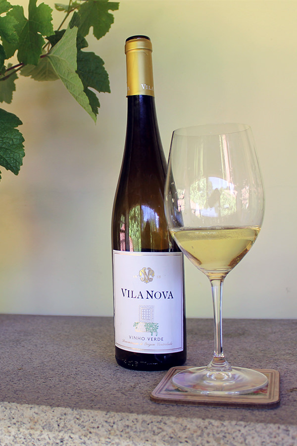 Vinho Verde ist ein blumiger und fruchtiger Wein