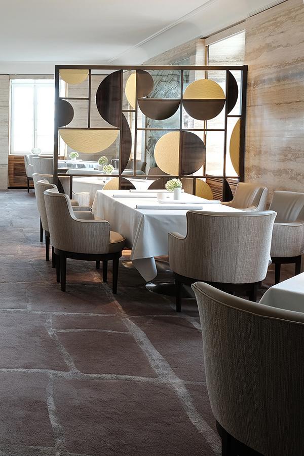 Das Gourmetrestaurant Vendôme