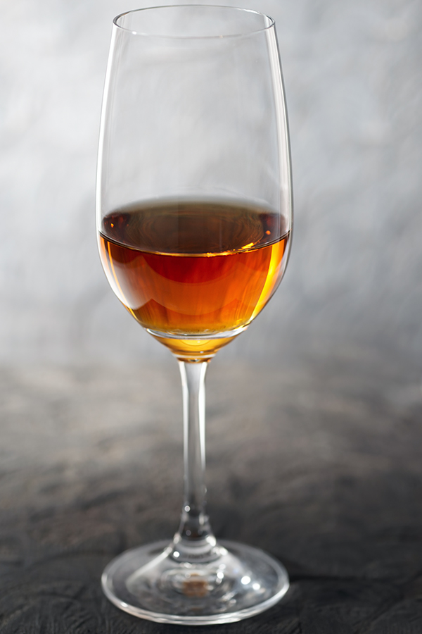 Ein Glas Amontilliado Sherry