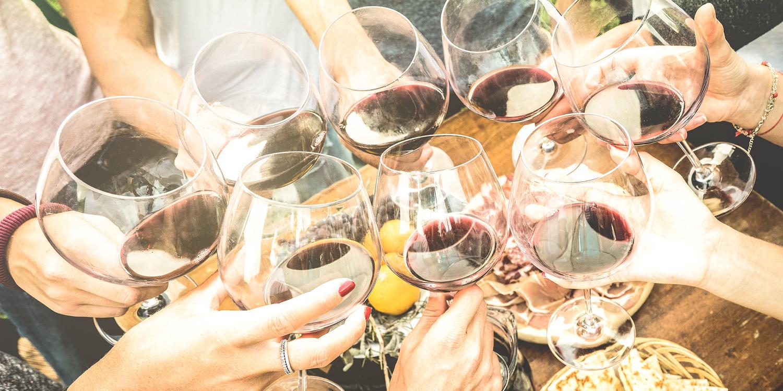 Her mit dem Hauswein – feine Tropfen, die den Alltag versüssen