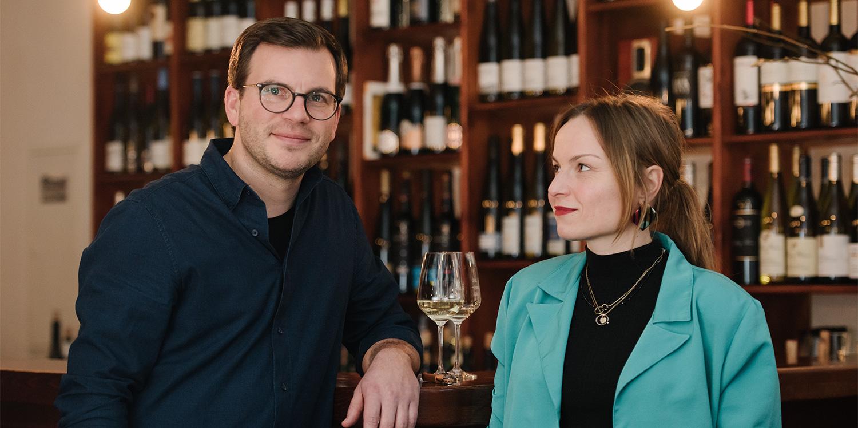 Gerolsteiner WeinPlaces – Heute: Weinbar Weimar